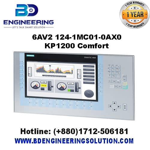 6AV2 124-1MC01-0AX0 KP1200 Comfort