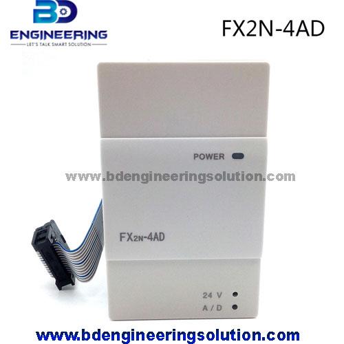 FX2N-4AD Mitsubishi Analog Input-Modules