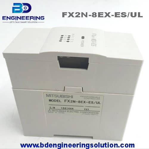 FX2N-8EX-ES/UL RS-232 5mAMitsubishi-PLC