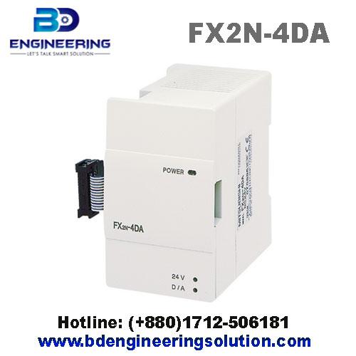 FX2N-4DA Mitsubishi Analog Output-Module