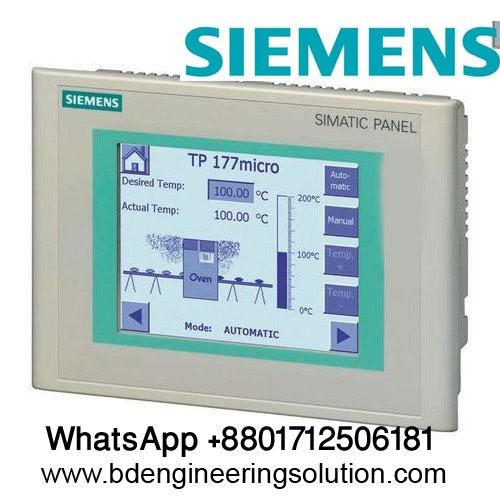 SIMATIC HMI TP-177 MICRO