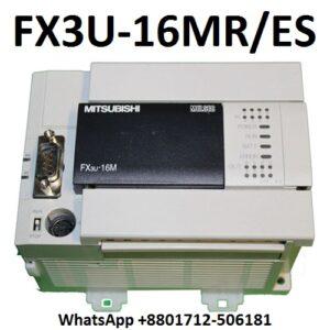 Mitsubishi-FX3U-16MR-ES