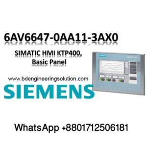 SIMATIC HMI KTP400 Basic