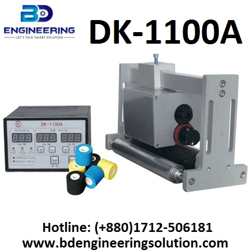 DK-1100A Ink Roll Simple Date and Batch Coding Machine
