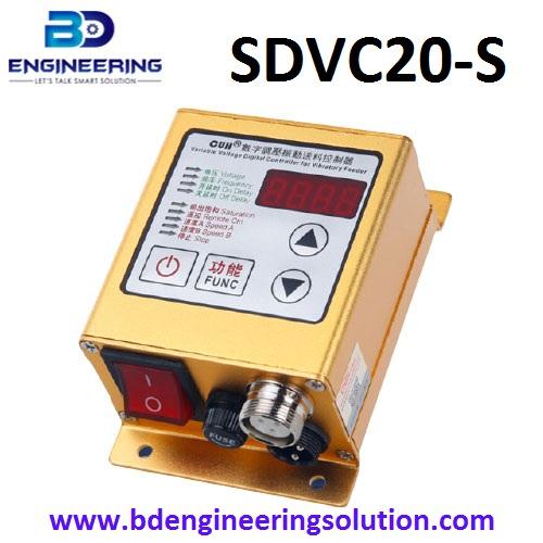 SDVC20-S Variable Voltage Vibratory Feeder Controller