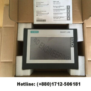 6AV6 648-0CC11-3AX0 SMART LINE TOUCH PANEL 700 IE V3