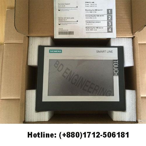 6AV6 648-0CC11-3AX0 SMART LINE TOUCH PANEL 700 IE V3