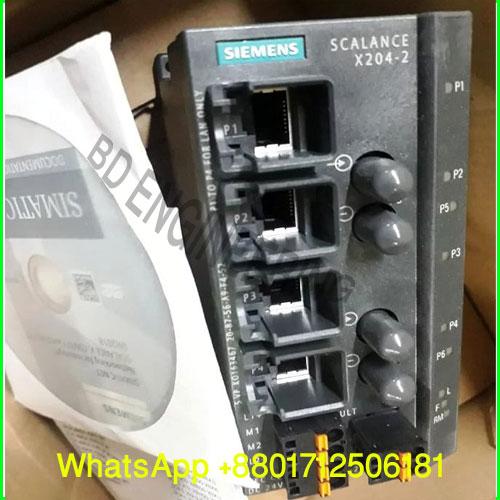 Ethernet switch X204-2 6GK5 204-2BB10-2AA3 Siemens