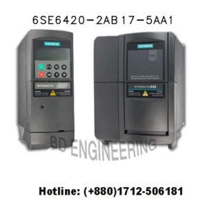 6SE6420-2AB17-5AA1 SIEMENS VFD-Inverter