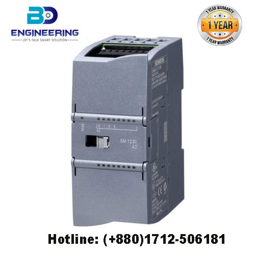ANALOG INPUT-Siemens SM1231-AI 6ES7-231-4HF30-0XB0