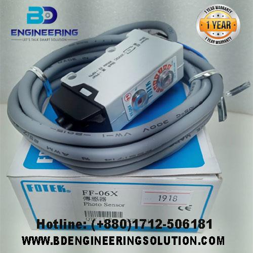 FOTEK Photo Sensor FF-06XFM-01G Taiwan ! Special price in BD