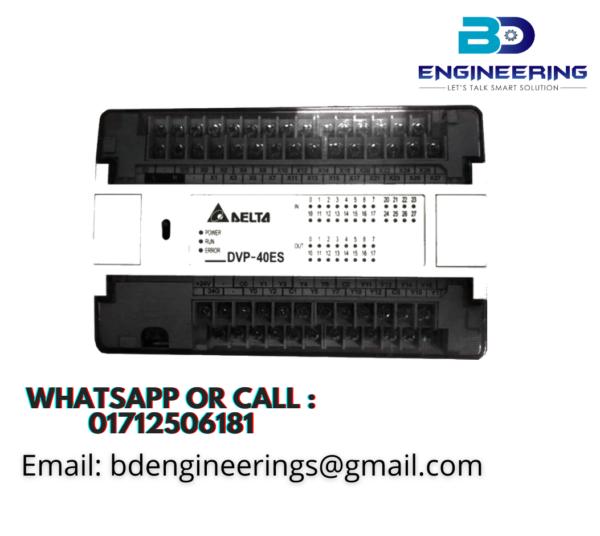 Delta Programmable Logic Controller, PLC DVP40ES00R2