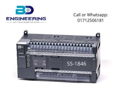 Omron PLC CP1E-N60DR-A; PLC; Industrial Machine parts;