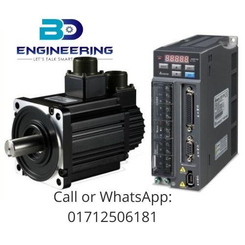 Delta AC Servo Driver and motor ECMA-F11830SS ASD-B2-3023-B