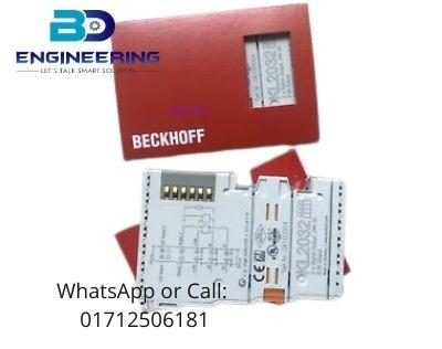 Beckhoff PLC Module KL2032