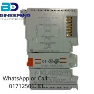 Beckhoff PLC Module KL4032