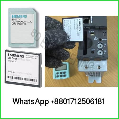 Siemens 6SL3054-0ED01-1BA0 SINAMICS S120