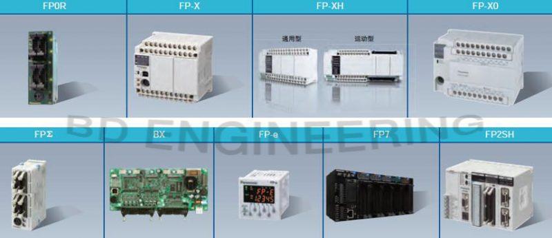 PLC-FP-X-Series-Model-FPX-FP0