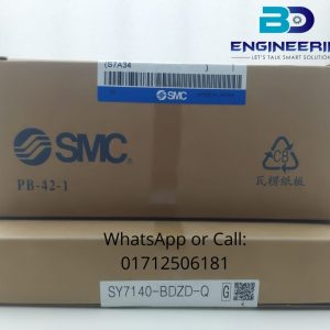 SMC Solenoid Bulb SY7140-BDZD-Q