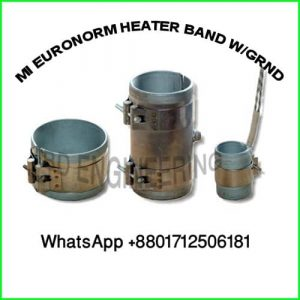 Industrial Band-Heater-for-Injection-Machine | MI EURONORM Heater