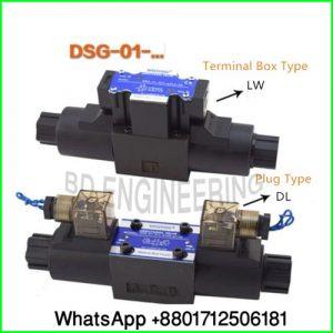 Servo valve DSG-03-3C2-D24-N1-50