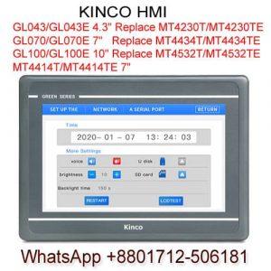 KINCO HMI TouchPanel Special Price in BD