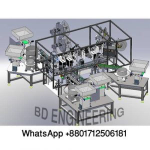 Machine Development & Automation