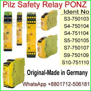 PILZ Safety Relay PONZ