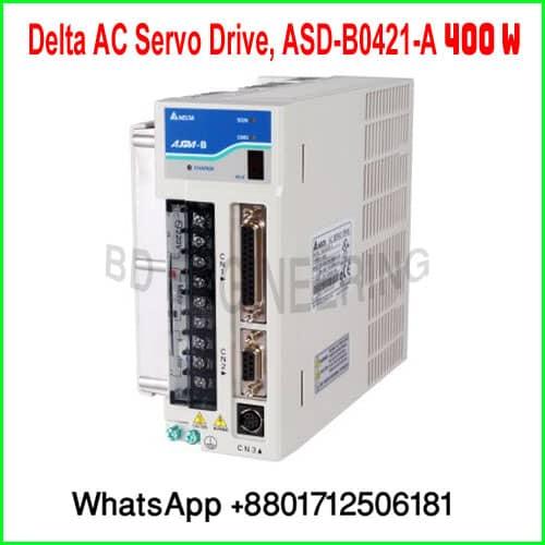 delta ac servo drive asd-b2-0421-a