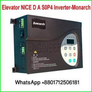 Elevator Nice DA S0P4 Inverter