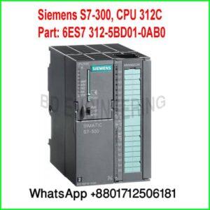 Siemens S7-300 CPU 312C