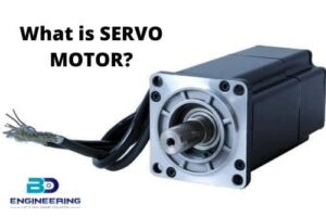 What is SERVO MOTOR
