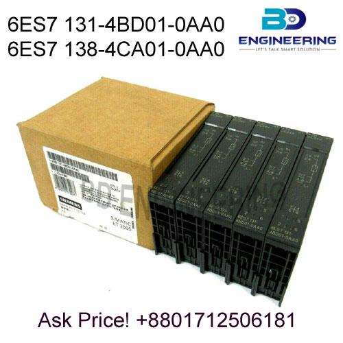 ET-200 Siemens IO-Module 6ES7-138- 4CA01-0AA0