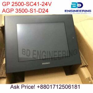 AGP3500-S1-D24,-GP2500-SC41 Proface, Proface hmi GP2500-SC41-24V