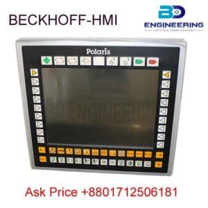 Beckhoff HMI CP7911 Husky Injection machine