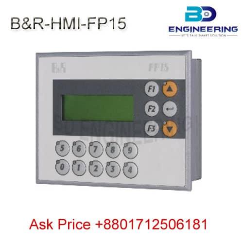 BNR Power Panel HMI PP15 4PP015.0420-01 PP15