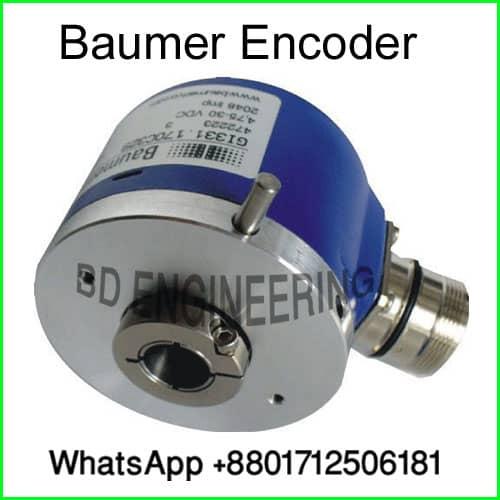 Baumer Incremental encoder EIL580P-TT15