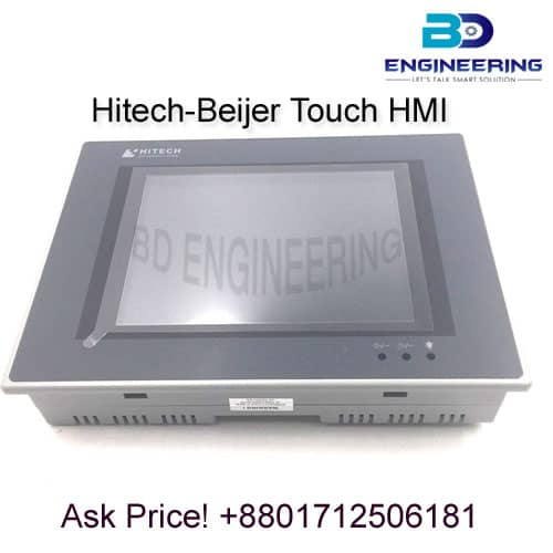 Hitech Touch HMI Model PWS6A00T-P