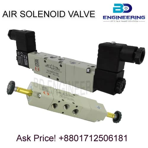 Pneumatic AIR Solenoid Valve Metalwork 7010022100