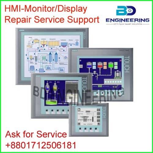 Professiona HMI/Display/Touch Screen repair service
