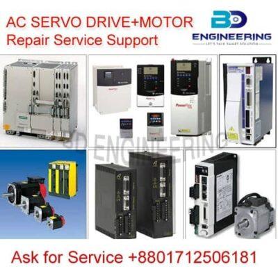Professional AC-DC Servo Drive and Motor Repair Service