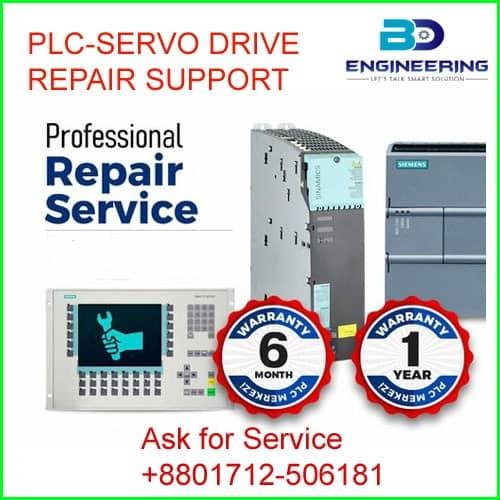 Professional PLC-Servo Motor Repair service