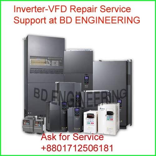 Professional VFD-Inverter Repair Service