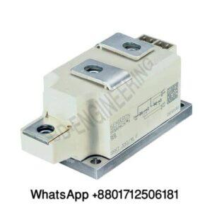 SCR (Silicon Controlled Rectifier) Model: SKKT570/12E Brand SEMIKRON/ SEMIPACK