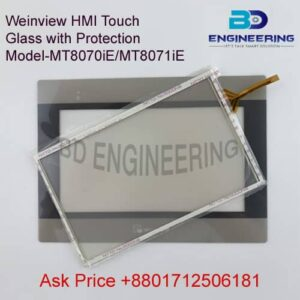 Weinview HMI Touch Glass with Protection Model-MT8070iE-MT8071iE