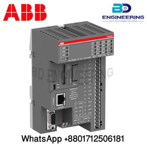 CPU PM564-TP-ETH 1SAP120900R0071 ABB