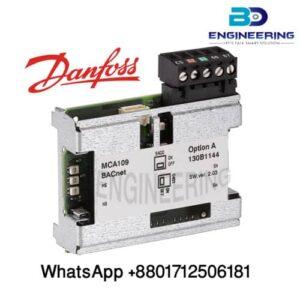Danfoss VFD-VLT Modbus IO-Card