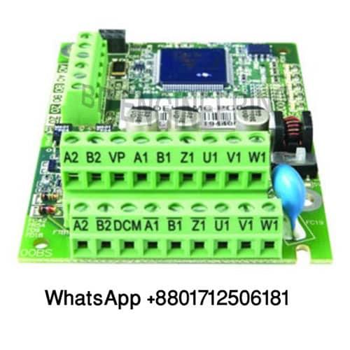 Inverter VFD PG card