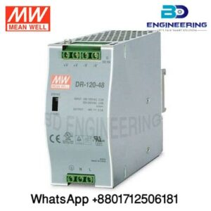 Meanwell DC Power-Supply DR-120-48