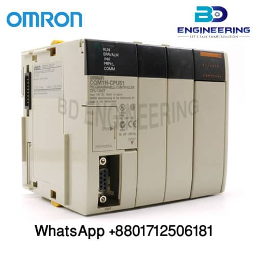 Omron CPU CQM1H CPU51